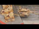 New Russian Tank T-90AM Breakthrough (T-90MS)