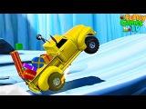 МАШИНЫ МОНСТРЫ #7 Игровой мультик про машинки танки тачки для детей мульт гонки н...