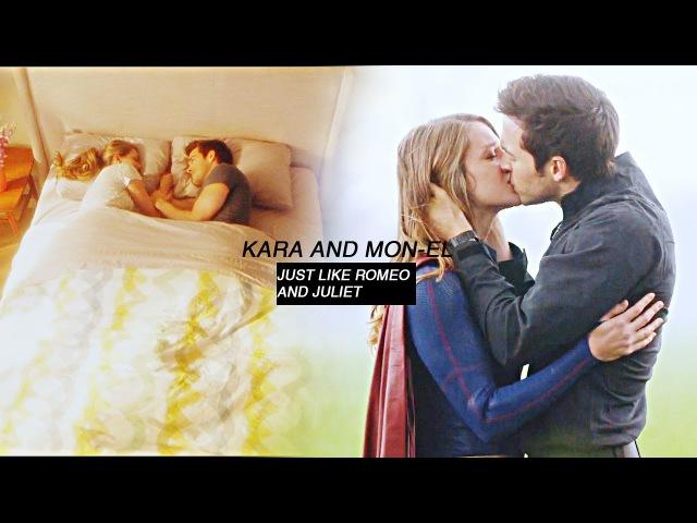 ●Kara and Mon-El -Jᴜsᴛ ʟɪᴋᴇ Rᴏᴍᴇᴏ ᴀɴᴅ Jᴜʟɪᴇᴛ { 2X22}