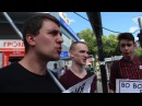 Боец Росгвардии пытались сорвать в Саратове протест КПРФ