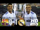 Barcelona vs Real Madrid 0-1 HD All Goals Highlights (20/04/2011)