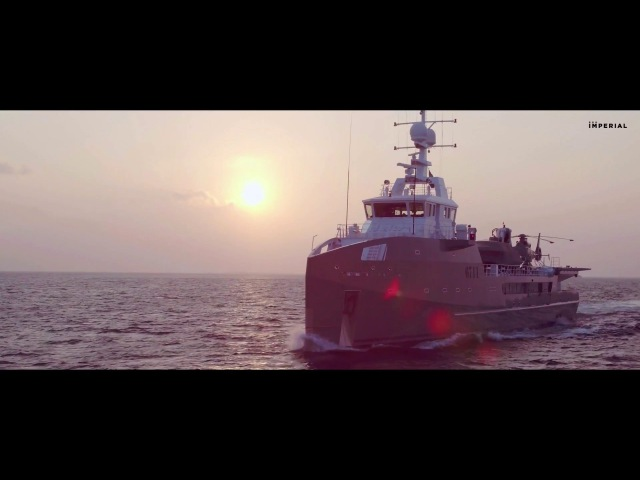 Fast Support Vessel 6711 - Damen 67m by Imperial Yachts