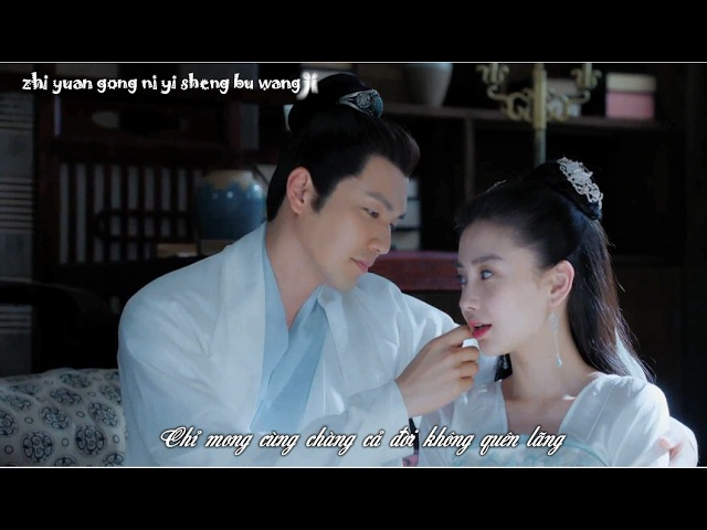 [LOVE SCENES][Vietsub] General and ICô phương bất tự thưởng-Wallace Chung, Angela Baby