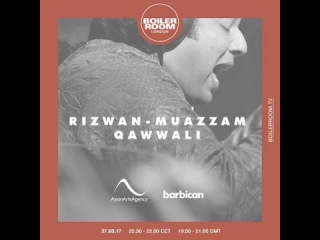 Rizwan-Muazzam Qawwali LIVE at Boiler Room