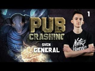 Pubs Crashing: GeneRaL on Sven vol.1