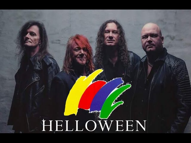 Helloween - First Time ( New Video 2017 ) Video Celebration of 30 Years