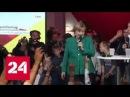 Выборы в Германии Меркель завоевывает русских немцев, Шульц - пенсионеров - Россия 24