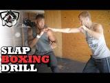 Slap Boxing Alternative Boxing Partner Drill for Reaction Time