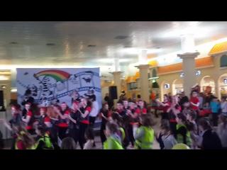 Студия спортивного танца Твист на фестивале Дети за безопасность дорожного движения в Гранд Каньоне 21.01.17
