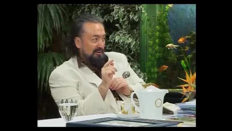Sayın Adnan Oktar'ın Bediüzzaman Said Nursi Hazretleri'nin talebelerinden Seyyid Salih Özcan Beyefen