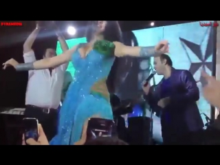 Safinaz gourian egyptian hot & sexy belly dance [raks sakhen gedan - el wady mus 8641
