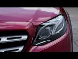 The new E-Class All-Terrain – Trailer – Mercedes-Benz original