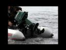 Защита винта и редуктора лодочного мотора