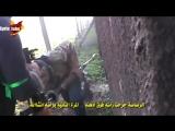 Сирия. Снайпер САА бьёт по террористам..!