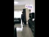 My Cat walk ( qatar airways cabin crew)