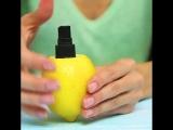 Top 5-Minute Crafts #81 Мне нужен этот лимонный спрей на моем обеденном столе