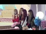 161119 블랙핑크 (BLACKPINK) - 팬에게 인사 직캠 Fancam (2016 멜론 뮤직 어워드) by Mera