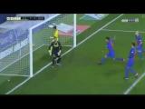 -Lionel Messi Amazing Free Kick Goal Villarreal 1 1 Barcelona 8 1 2017 HD-