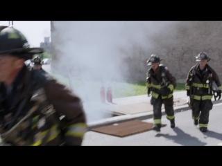 Пожарные Чикаго 5 сезон 3 серия [coldfilm]