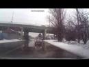 Краснодар ул. Тихорецкая выезд на северный мост - нужно всегда смотреть по сторонам!