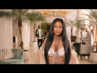 Future - You Da Baddest ft. Nicki Minaj (новый клип 2017 Никки Минадж Ники Футура)