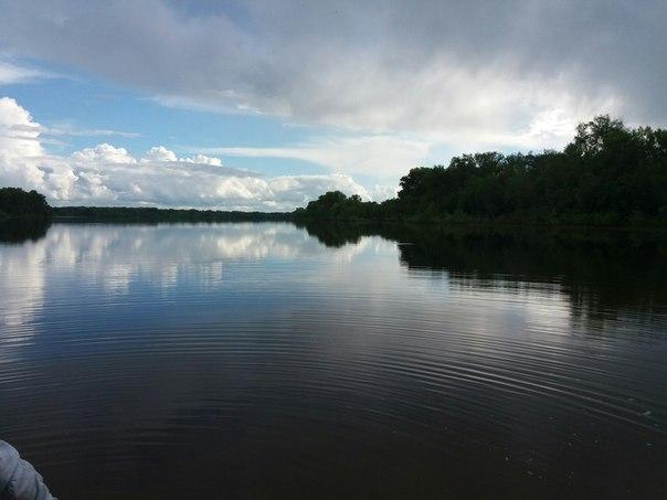 Озеро Грязное, Самарская обл. Фото: Ирина Караулова