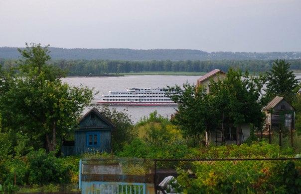 Село Богатырь Фото: Константин Байгузин