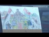 Революция глазами детей: в Москве открылась выставка рисунков гимназистов