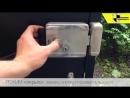 ATIS Lock SS - электромеханический накладной замок [Оборудование СКУД Обзор №1]