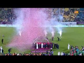 Товарищеский матч. Аль-Ахли 3-5 Барселона.