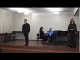 Римский Корсаков Сцена и дуэт Любаши и Грязного из оперы