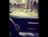 Эльдар Далгатов слушает в машине новую песню