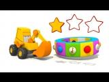 Видео для детей Веселая Школа с Машей и Элис. Настольная игра для детей Элефан Светлячки