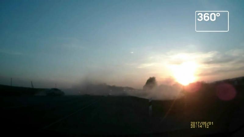 Двое мотоциклистов и водитель легковушки погибли в страшной аварии в Ульяновской области