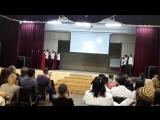 12.09.2017г. ЛД-14. Выступление на посвящение в студенты. Туркменияwhite stars.