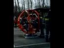 я и катапульта в парке Горького!