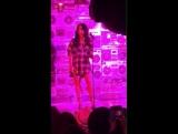 Demi via Instagram story (matthew_scott_montgomery)