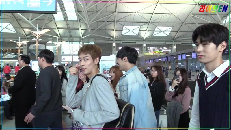 [NEWS][170421] Incheon International Airport flight to Taiwan