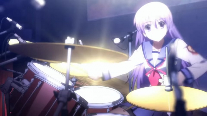 Angel Beats! / Ангельские Ритмы! AMV (AnimeSector)