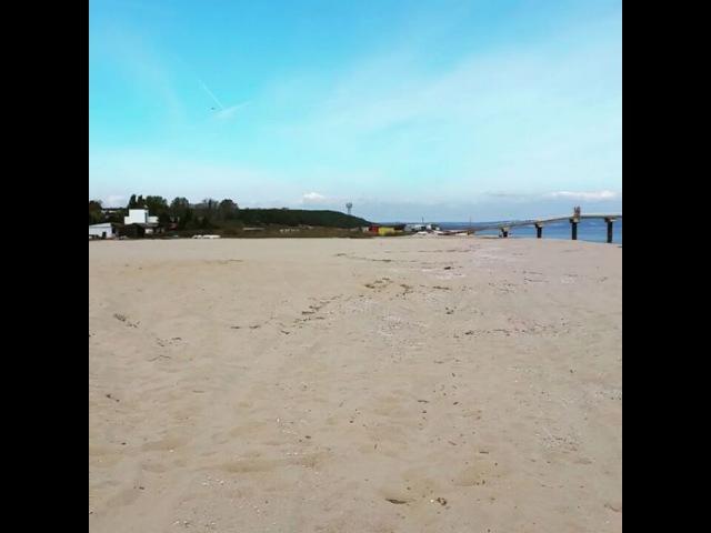 Зимний сезон, пляж Шкорпиловци, Болгария.  teremlux.com Недвижимость в Болгарии напрямую от застройщика, купить квартир