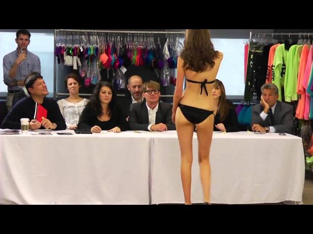 ЖЕНСКИЕ СЕКРЕТЫ - Кастинг Виктория Сикрет (Victoria's Secret)