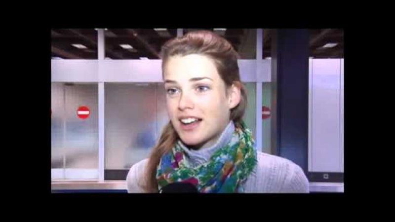 TeleBaern Elite Model Julia Saner zurück in der Schweiz