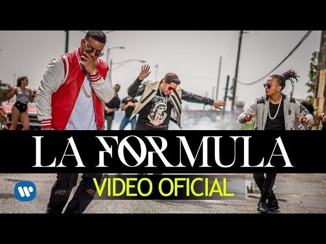 De La Ghetto, Daddy Yankee, Ozuna Chris Jeday - La Formula | Video Oficial