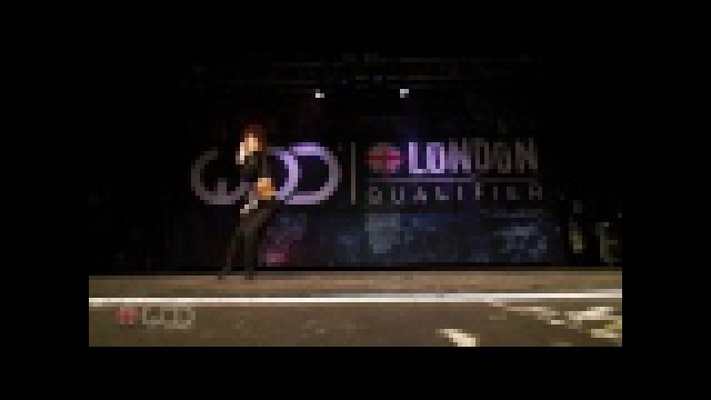 Shannah Spry Showcase World of Dance London Qualifier WODUK16
