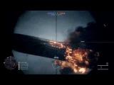 Battlefield 1 Airship RUN - AWOLNATION