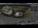 33 урок - Продвинутый моделинг в 3dsMax и Mudbox (Динозавр)
