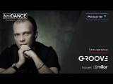 tenDANCE show выпуск #9 w Groove @ Pioneer DJ TV  Moscow