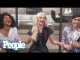 Sofia Carson, Dove Cameron, China Anne McClain Talk Set Stories, Dating &amp More People NOW People