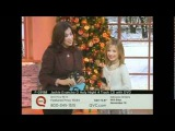 Jackie Evancho on QVC First appearance part one