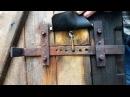 Замок который вскрыть даже не пытались The lock that did not even try to open